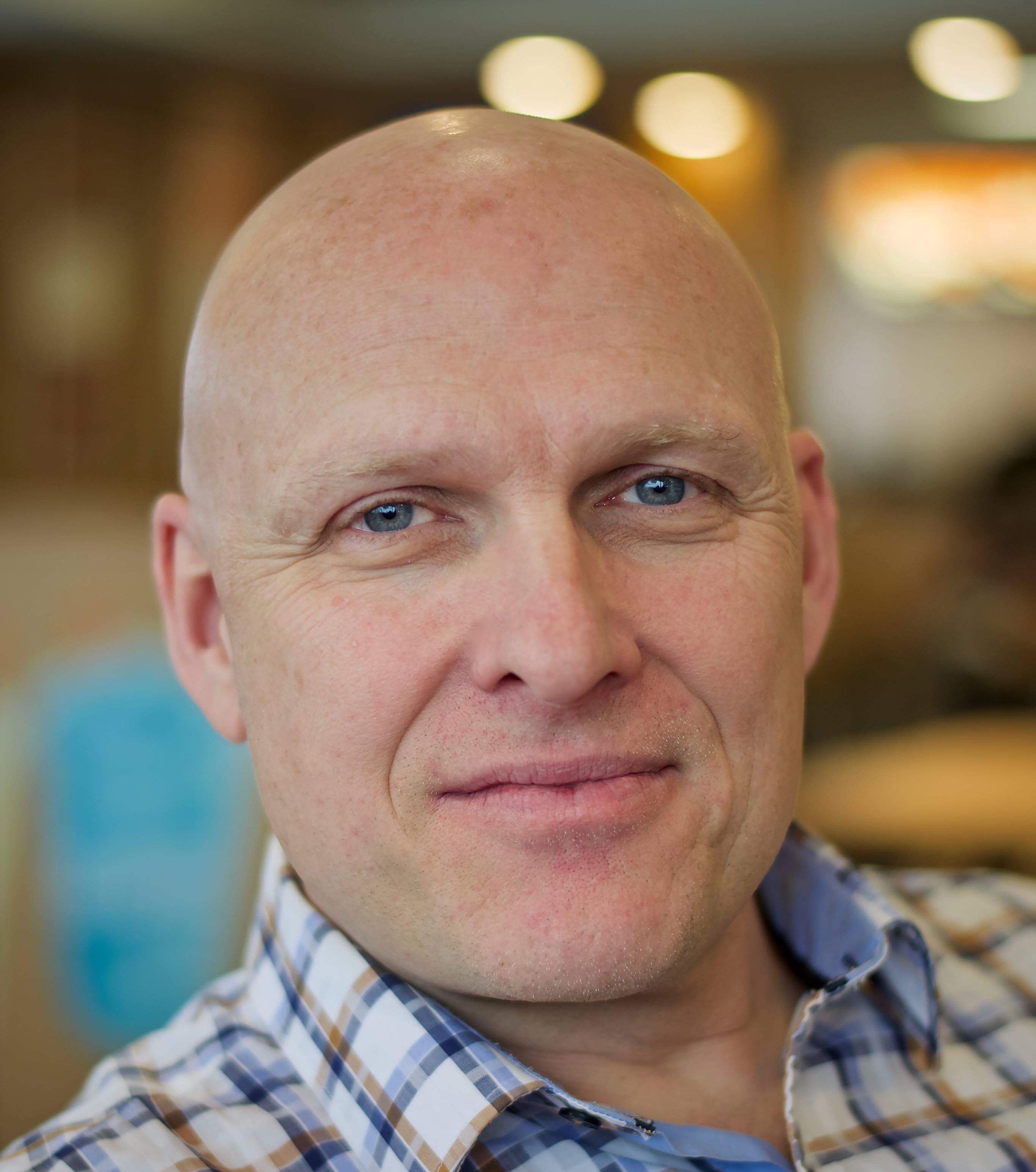 Robert Petrie - Registered Psychotherapist in Toronto